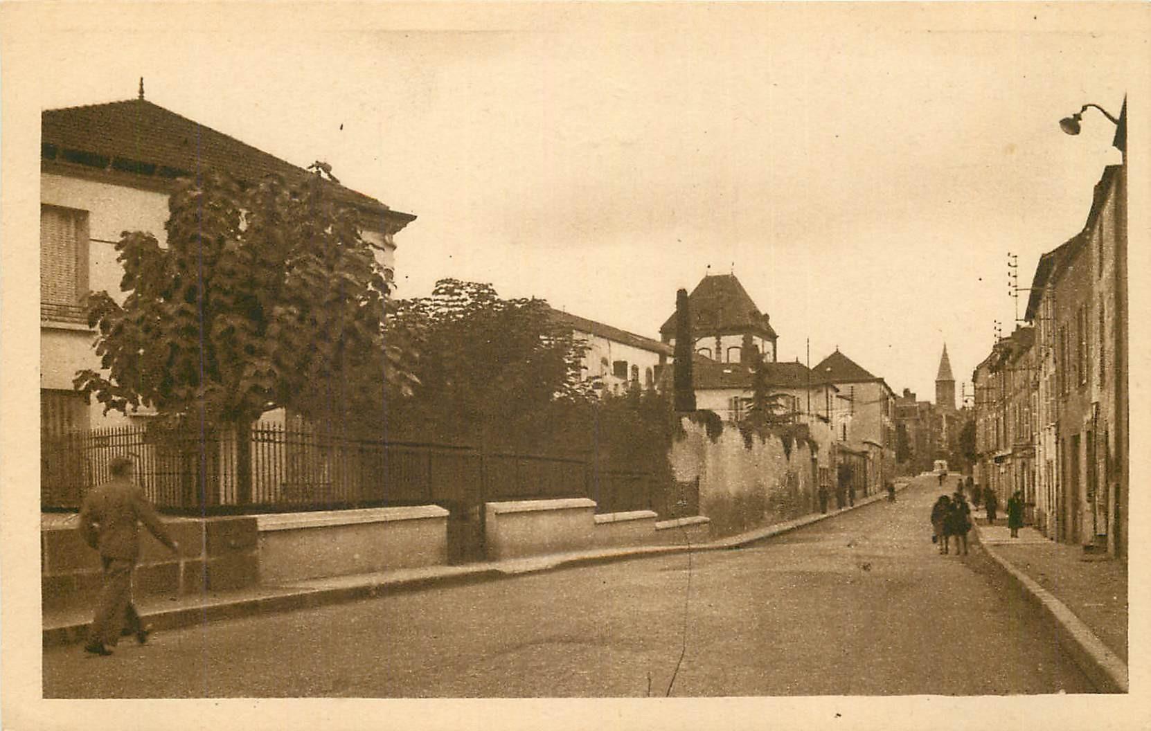 63 RIOM. Hôpital général