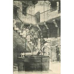 13 MARSEILLE. Puits Cour du Château d'If