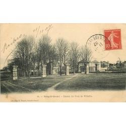93 NOISY-LE-GRAND. Entrée du Parc de Villeflix 1907