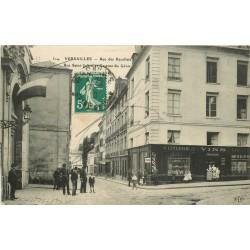 78 VERSAILLES. Caserne du Génie rues des Recollets et Saint-Julien 1910