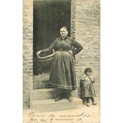 80 LE CROTOY. Matelotte Crotelloise 1907