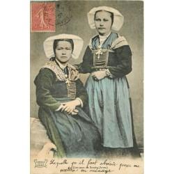73 ARVES. Costumes de Savoie 1907