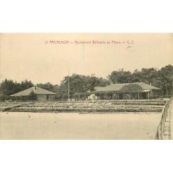 33 ARCACHON. Restaurant Belisaire au Phare