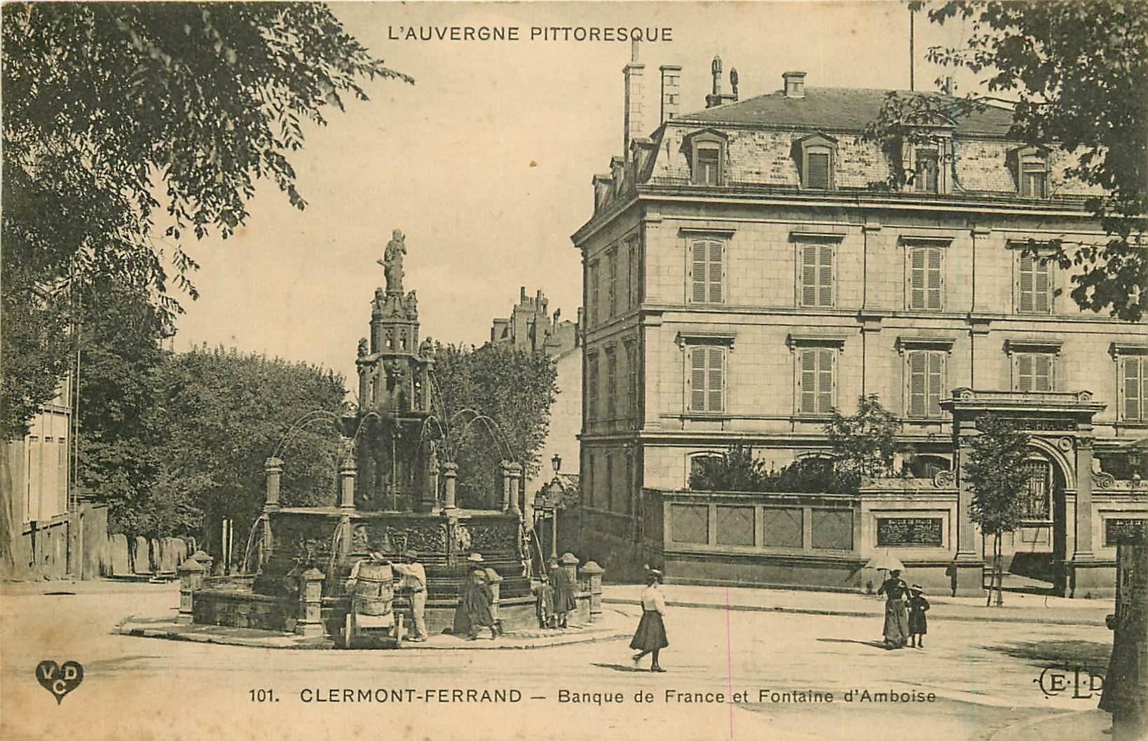 63 CLERMONT-FERRAND. La Banque de France