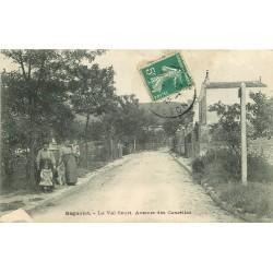 93 BAGNOLET. Avenue des Camélias au Val Fleuri 1909