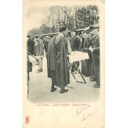 75 PARIS. Les Petits Métiers. Les Courses jamais malade jamais mourir.... 1902