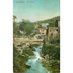SAN REMO. Ponte Vecchio