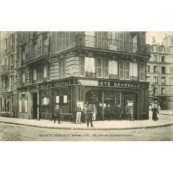 PARIS VIII. Banque Société Générale 45 rue de Constantinople