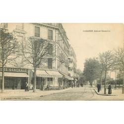 94 SAINT MANDE. Avenue Gambetta Banque Société Générale et Café de l'Epoque