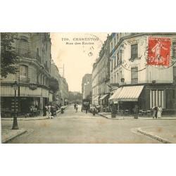 94 CHARENTON. Rue des Ecoles 1913