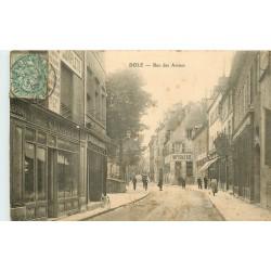 39 DOLE. Imprimerie rue des Arènes 1905