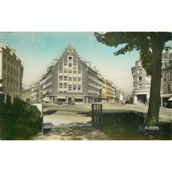 80 AMIENS. Banque Société Générale et Kodak Place René Goblet