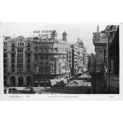 VALENCIA. Société Générale de Banque Avenida de Nicolas Salmeron