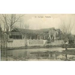 34 environs de Montpellier. Café Restaurant le Tabarka sur Le Lez