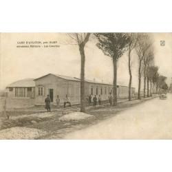 21 LONGVIC. Les Casernes de l'Aérodrome Militaire