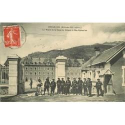 05 BRIANCON. Poste Caserne Colaud à Sainte-Catherine 1909