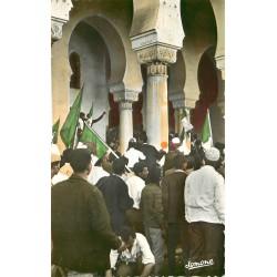 ALGER. El Djezaïr. La Préfecture Fêtes de l'indépendance. Entrée des membres du G.P.R.en 1965
