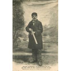 89 LE CRIME DE JULLY. Joseph Lechthaler dit le Tyrolien qui arrêta les deux assassins