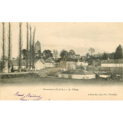 78 GROSROUVRE. Le Village 1903