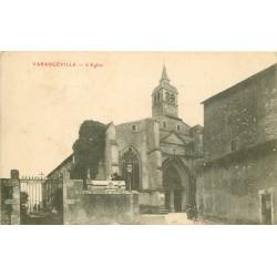 54 VARANGEVILLE. L'Eglise et Cimetière