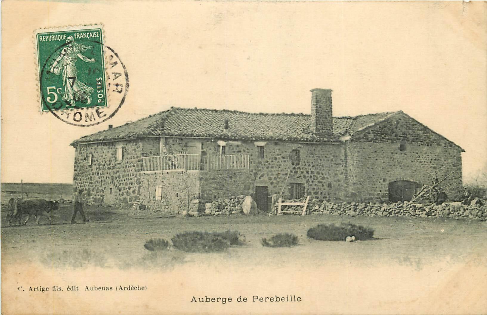 07 Auberge de Perebeille