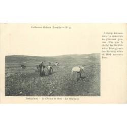 2 Cpa Bethléem et Jérusalem. Glaneuses Champ de Booz et Fontaine de la Vierge