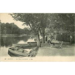 45 OLIVET. Restaurant Suisse Joseph sur les Bords du Loiret 1919