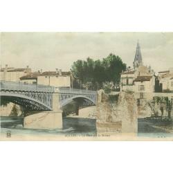 26 AOUSTE. Le Pont sur la Drôme