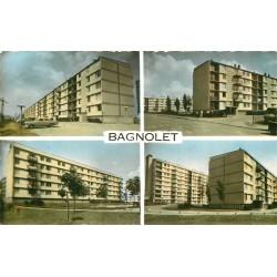 93 BAGNOLET. Cpsm de la Cité des Malassis