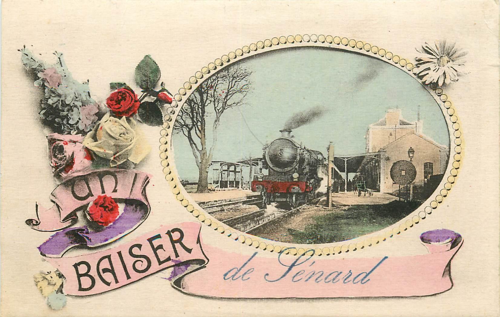 55 Un Baiser de la Gare de Sénard