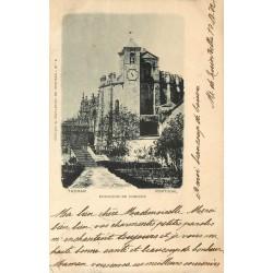 2 x Cpa THOMAR. Convento de Christo et Janella 1902
