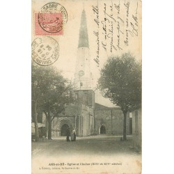 17 ARS-EN-RE. Eglise et Clocher 1904