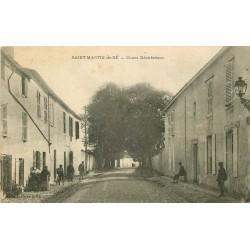 17 SAINT-MARTIN-DE-RE. Cours Déchézeaux