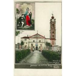 LEYNI. Santuario della B.V delle Grazie 1914