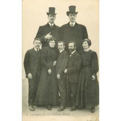 06 SAINT-MARTIN DE VESUBIE. La Famille des Géants Hugo