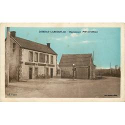 WW 03 DURDAT-LAREQUILLE. Restaurant Revardeau et Pompe à essence