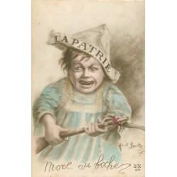 Illustrateur ALBERT BEERTS. Journal La Patrie et more au Boches