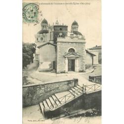 01 ARS. Ancienne et nouvelle Eglise 1906