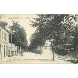 19 TREIGNAC. Route Nationale rue de la Borde