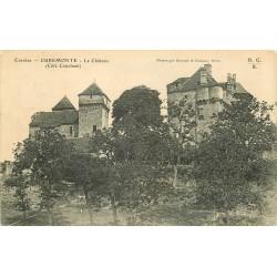 19 CUREMONTE. Le Château 1906