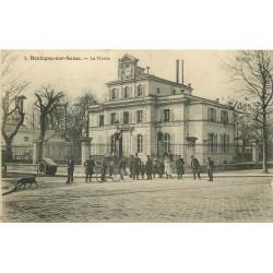 92 BOULOGNE-SUR-SEINE. La Mairie 1906