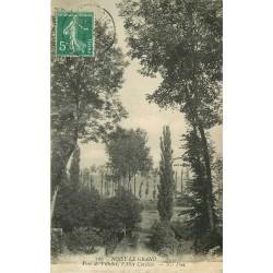 93 NOISY-LE-GRAND. Allée Caroline au Parc de Villeflix 1910