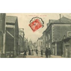 53 EVRON. Rue des Prés 1910