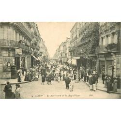 47 AGEN. Commerce Félix Potin Boulevard de la République