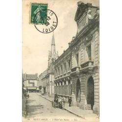 45 MONTARGIS. Hôtel des Postes 1908 et Epicerie Parisienne