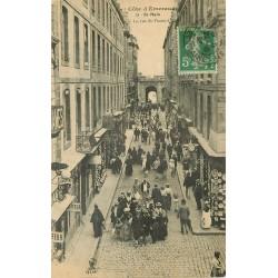 35 SAINT-MALO. A l'Etoile d'Or rue Saint-Vincent 1912