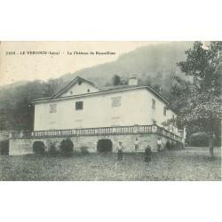 38 LE VERSOUD. Le Château de Roussillon