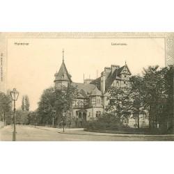HANNOVER. Listerturm vers 1900