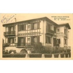 64 BIDART. Restaurant Hôtel Itsas Mendia
