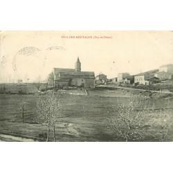 63 VOLLORE-MONTAGNE. Le Village 1906